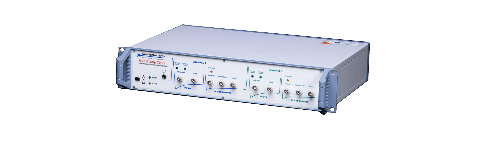 Molecular Devices MultiClamp 700B Amplifier