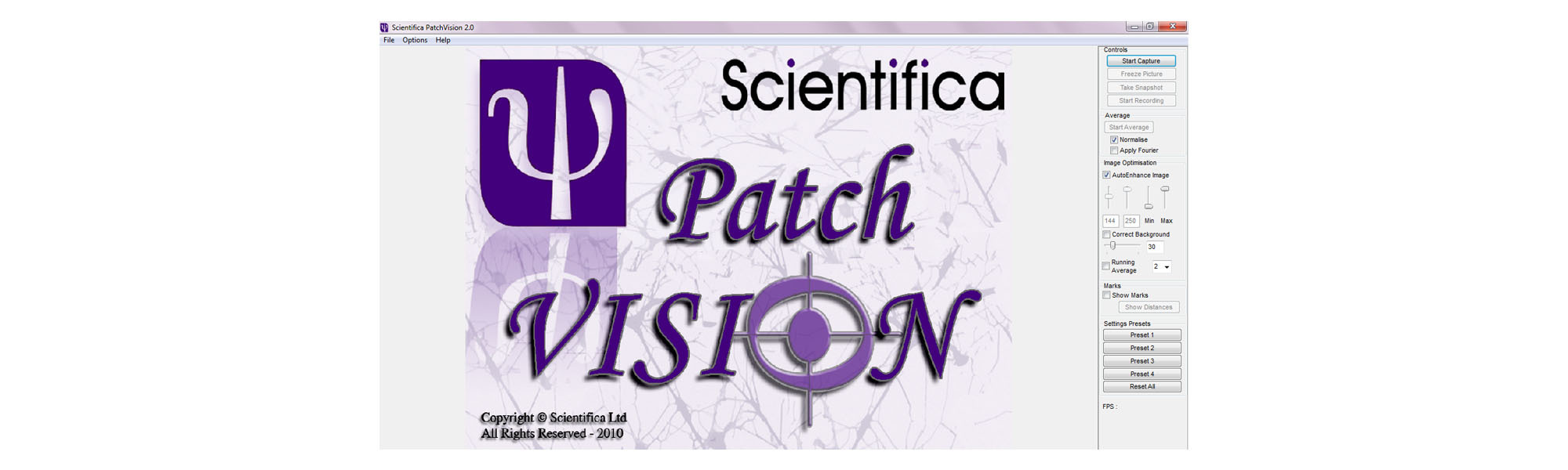 Scientifica PatchVision