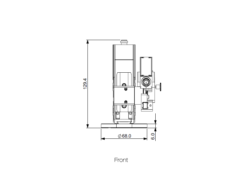 scientifica microstar motorised micromanipulator